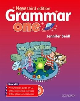 Book Grammar: One Students Book with Audio CD by Jennifer Seidl