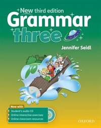 Grammar: Three Students Book with Audio CD