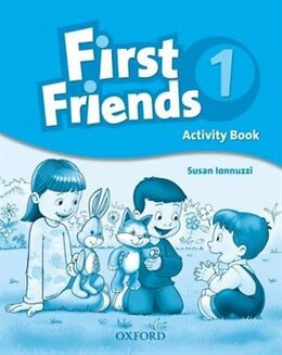 Book First Friends 1: Activity Book by Susan Iannuzzi