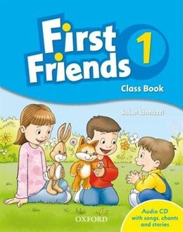 Book First Friends 1: Class Book Pack by Susan Iannuzzi