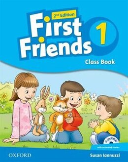 Book First Friends: Level 1 Class Book and MultiROM Pack by Susan Iannuzzi