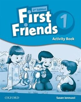 Book First Friends: Level 1 Activity Book by Susan Iannuzzi
