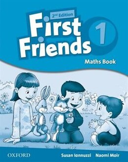 Book First Friends: Level 1 Numbers Book by Susan Iannuzzi