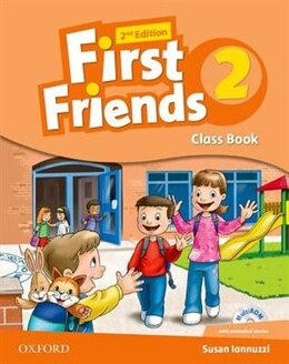 Book First Friends: Level 2 Classbook and Multi-ROM Pack by Susan Iannuzzi