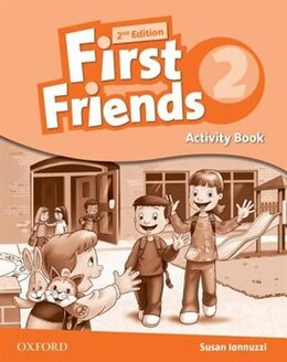 Book First Friends: Level 2 Activity Book by Susan Iannuzzi
