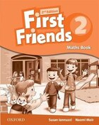 First Friends: Level 2 Maths Book