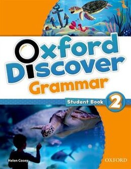 Book Oxford Discover: Level 2 Grammar Students Book by Helen Casey