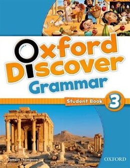 Book Oxford Discover: Level 3 Grammar Students Book by Tamzin Thompson