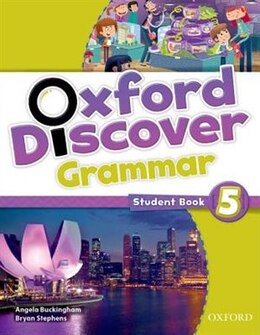 Book Oxford Discover: Level 5 Grammar Students Book by Angela Buckingham