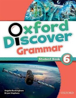 Book Oxford Discover: Level 6 Grammar Students Book by Angela Buckingham