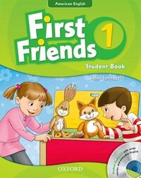 First Friends (American English): 1 Student Book and Audio CD Pack: First for American English…