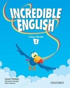 Incredible English: Level 1 Class Book