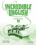 Incredible English: Level 3 Activity Book