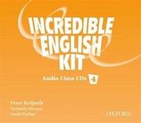 Incredible English: Level 4 Class Audio CDs (3)