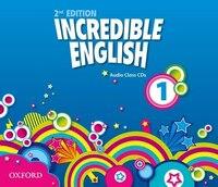 Incredible English: 1 Class Audio CDs (3 Discs)