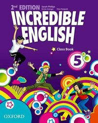 Incredible English: Level 5 Class Book