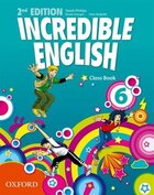 Incredible English: Level 6 Class Book