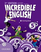 Incredible English: Level 5 Activity Book