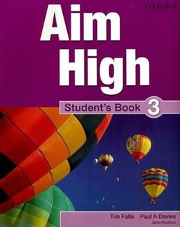 Book Aim High: Level 3 Students Book: A new secondary course which helps students become successful… by Tim Falla