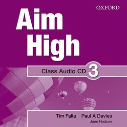 Book Aim High: Level 3 Audio CD: A new secondary course which helps students become successful… by Tim Falla