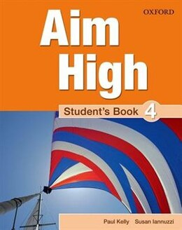 Book Aim High: Level 4 Students Book: A new secondary course which helps students become successful… by Tim Falla
