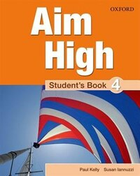 Aim High: Level 4 Students Book: A new secondary course which helps students become successful…