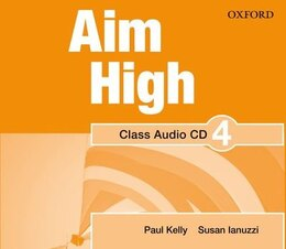 Book Aim High: Level 4 Audio CD: A new secondary course which helps students become successful… by Tim Falla