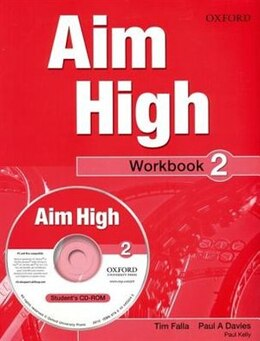 Book Aim High: Level 2 Workbook and CD-ROM: A new secondary course which helps students become… by Tim Falla