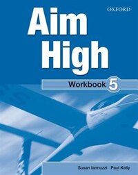 Aim High: Level 5 Workbook and CD-ROM: A new secondary course which helps students become…