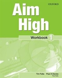 Aim High: Level 1 Workbook with Online Practice