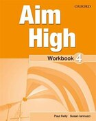Aim High: Level 4 Workbook and Online Practice Pack