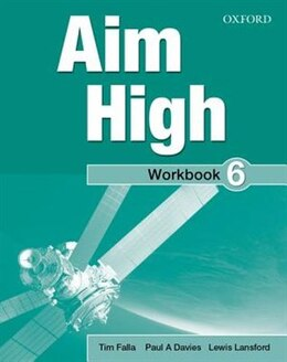 Book Aim High: Level 6 Workbook by Tim Falla