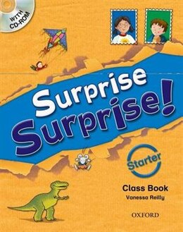 Book Surprise Surprise: Level Starter Student Book and CD-rom Pack (Not Es) by Oxford