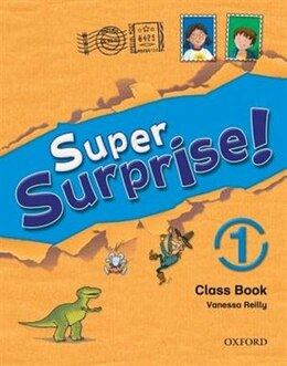 Book Super Surprise: Level 1 Course Book (International) by Vanessa Reilly