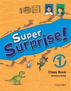 Super Surprise: Level 1 Course Book (International)
