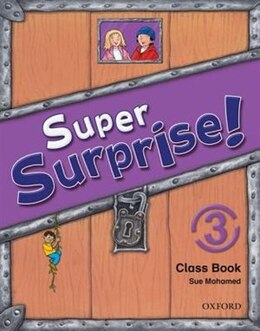 Book Super Surprise: Level 3 Course Book (International) by Vanessa Reilly