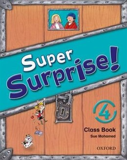 Book Super Surprise: Level 4 Course Book (International) by Vanessa Reilly