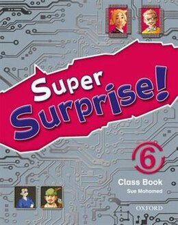 Book Super Surprise: Level 6 Course Book (International) by Vanessa Reilly