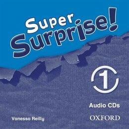 Book Super Surprise: Level 1 Class CD (International) by Vanessa Reilly