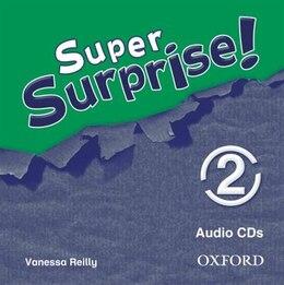 Book Super Surprise: Level 2 Class CD (International) by Vanessa Reilly