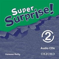 Super Surprise: Level 2 Class CD (International)