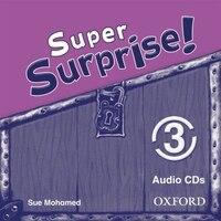 Super Surprise: Level 3 Class CD (International)