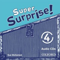 Super Surprise: Level 4 Class CD (International)