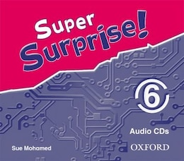Book Super Surprise: Level 6 Class CD (International) by Vanessa Reilly