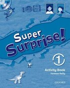 Super Surprise: Level 1 Activity Book and Multi-rom Pack (International)