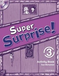 Super Surprise: Level 3 Activity Book and Multi-rom Pack (International)