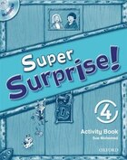 Super Surprise: Level 4 Activity Book and Multi-rom Pack (International)