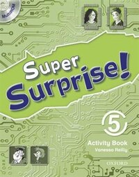 Super Surprise: Level 5 Activity Book and Multi-rom Pack (International)