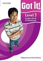 Got it!: Level 3 Student Book and Workbook with CD-ROM: A four-level American English course for…