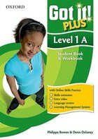 Got It! Plus: Level 1 Student Pack A: A four-level American English course for teenage learners